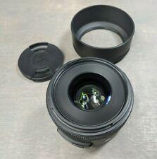 Sigma 30mm f/1.4 DC HSM ART Lens for Canon EOS DSLR Cameras - plus lens hood