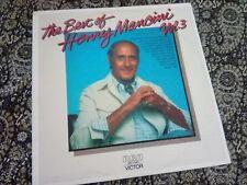 THE BEST OF HENRY MANCINI VOLUME 3 VINTAGE VINYL RECORD
