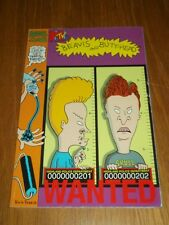 Beavis and Butthead Wanted Titan Books (Paperback)< 9781401231460