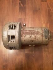 Vintage Federal Sign & Signal Corp Siren Model ?? type 53D 12volt