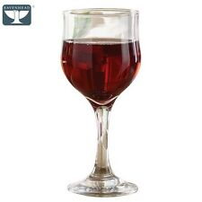 Ravenhead Set Of 4 Wine Glasses Tulip Red Serveware Bar Home New