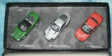 "James Bond ""Die Another Day"" Mini Champs Bond Collection  007 3 cars"