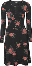 """++ Vive Maria """" RED ROSE GIRL DRESS """" TUNIKA, Kleid,Shirt, NEU,Gr. L ++"""