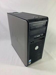 Dell Optiplex GX520 Pentium 4 2.80GHz 2GB RAM 160GB HD P4 Retro Vintage PC