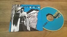 CD Indie The Faint-fasciinatiion (10) canzone PROMO Coop Blank Way CB