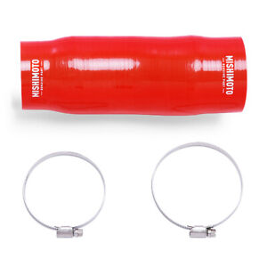 Mishimoto Silicone Induction Hose Fits Honda Civic 1.5T 2016+ Red