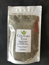4oz Bag ORGANIC Lemon Verbena Leaf Loose Herbs Tea SEALED