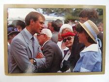 The Royal Family Sticker Album Panini 1988 - Sticker No.163 - Prince Edward