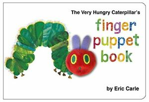 The Very Hungry Caterpillar Finger Puppet Book: 123 C... by Carle, Eric Hardback