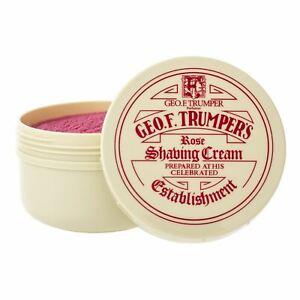 Geo F Trumper Rose Shaving Cream Bowl (200g)