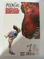 Moon Girl and Devil Dinosaur #1 Marvel 2016 Series 1st Print 9.4 Near Mint