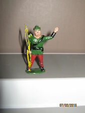 Benbros robin hood - mutch the miller's son 1/35 metal V/G very rare late 50's