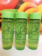 LANCOME ENERGIE DE VIE THE SMOOTHING & PLUMPING PEARLY LOTION 90ML =15 mlx 6pcs