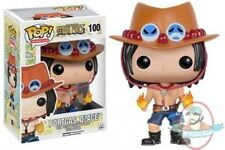Pop! Anime One Piece Portgas.D.Ace #100 Vinyl Figure Funko