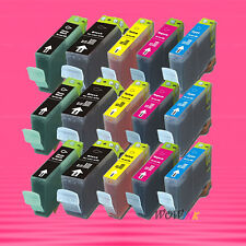 15P BCI-3e INK CARTRIDGE FOR CANON MP760 BJC-3000 3010