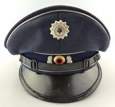 original Schirmmütze Polizei Berlin West Größe 58, Orden3315
