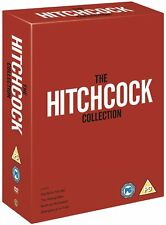 The Hitchcock Collection [2013] (DVD)