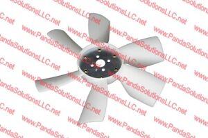 Toyota Skid Steer loader 4SDK10,SDK10,4SDK8 Fan Blade