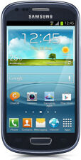 Samsung Galaxy S III mini GT-I8190, 10,2 cm (4 Zoll), 8 GB, 5 MP - Blau ...::NEU