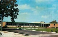 Gary Indiana~Teamsters Union Local 142 Headquarters~Shade Tree~1961 Postcard
