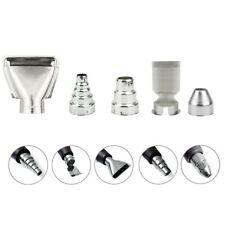 Nozzle Heat Gun Electric Kit Hot Air Accessories Set 5pcs For DIY Shrink Wrap