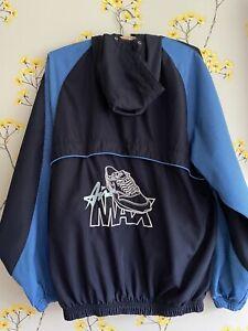 Nike Airmax Windbreaker Jacket - Embroidered On Back - Large