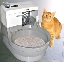 CatGenie 120 Self Cleaning/Washing Automated Litter box