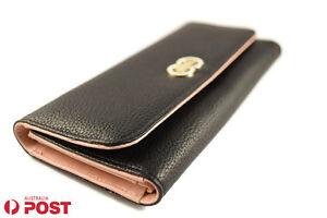 Ladies Wallet Faux Leather Clutch Wallet Handbag Fashion Evening Purse