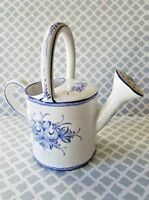 Andrea by Sadek Jay Willfred div. Hand painted Watering Can Made in Portugal