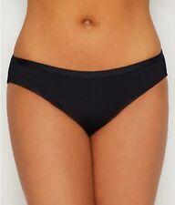 Freya BLACK Nouveau Bikini Swim Bottom, US Medium, UK Medium