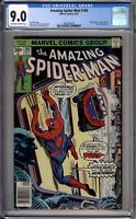 Amazing Spider-Man 160 CGC Graded 9.0 VF/NM Marvel Comics 1976