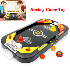 Mini Table Air Hockey Game Toy Desktop Battle Kids Children Christmas Toy Gift