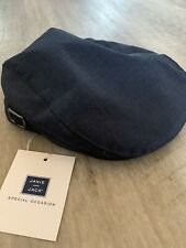 NWT Janie And Jack Special Occassion Baby Boys Hat 6-12 Months