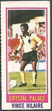 TOPPS-1980-FOOTBALLERS-PINK BACKS #128-CRYSTAL PALACE-VINCE HILAIRE
