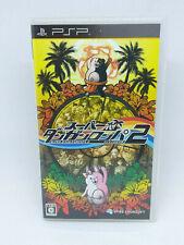 Sony PSP Playstation Portable SUPER DANGANRONPA 2 SAYONARA DESPAIR Japan Version
