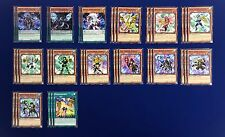 Yu-Gi-Oh! Complete Empowered Warrior Summoner Deck Core Empowerment Aether