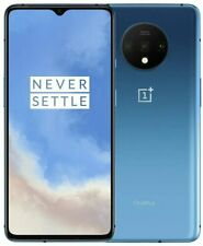"NEW SEALED OnePlus 7T 256GB HD1900 (FACTORY UNLOCKED) 6.55"" 8GB RAM BLUE"