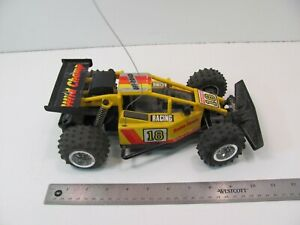 VINTAGE RADIO SHACK WILD CHAMP RC DUNE BUGGY CAR NO REMOTE UNTESTED AS IS