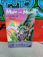 Might and Magic Clouds of Xeen IBM/PC **MANUAL ONLY**