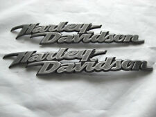 Harley Davidson Tankembleme Tankschilder Tank Embleme 62308-06 & 62309-06