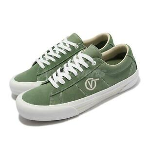 Vans Saddle Sid Pro Green White Men Casual Lifestyle Shoes Sneakers VN0A4BTBZXQ