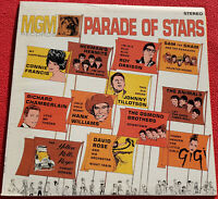 MGM Records Parade Of Stars LP 1965 Original Vinyl Album - Roy Orbison, Osmonds