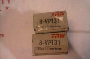 ENGINE VALVE STEM SEALS; TRW # VP131 fits: GM  Vehicles W/ 262; V6; 267; 305 V8