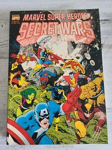 ⭐️⭐️⭐️Marvel Super Heroes Secret Wars 1-12 Complete 1984 To 1992⭐️⭐️⭐️