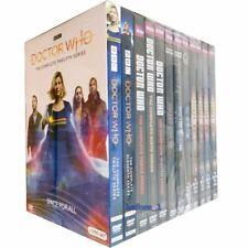 Doctor Who: Complete Series Season 1-12 Dvd Set Free Shipping New Season 12