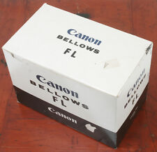 CANON BOX ONLY FOR BELLOWS FL/167220