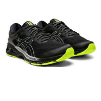 Asics Mens Gel-Kayano 26 Lite-Show Running Shoes Trainers Sneakers - Black