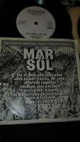 "Mar y Sol,1rstInt.Pop Festival 1972 Rare ATCO Promo Samp PR-176 7"" vinyl33 RPM"