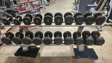 Troy Pro Style Dumbbell Set 5 lbs.-50 lbs.
