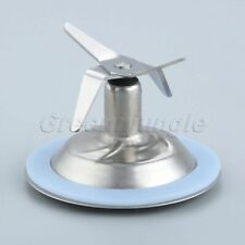 Stainless Steel Blender Blade w/ Gasket Set For Black and Decker 77666 SS BL500